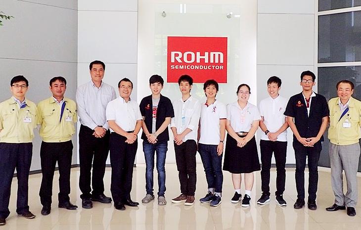 「第1回タイ短期研修2015 with KMITL」を実施!(動画掲載しました)
