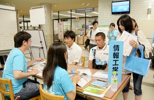 7月25日オープンキャンパス速報!