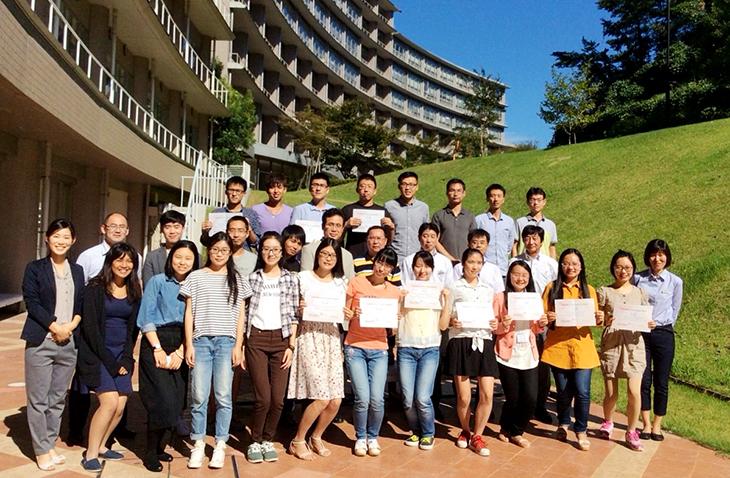 南京理工大学短期研修プログラム(JST-科学技術交流活動コース)を行いました
