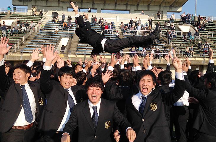 [ラグビー部]九州学生リーグ5連覇!全国大学選手権1次リーグ進出