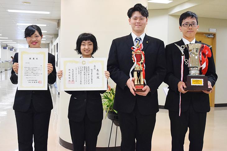 [福岡工業大学吹奏楽団]九州吹奏楽コンクール金賞受賞!全国大会代表に