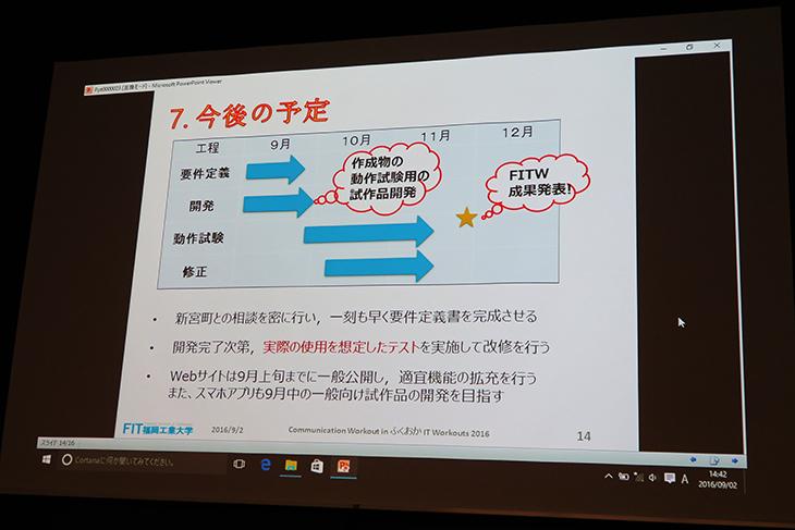 """ふくおかIT Workouts 2016 """"Communication Workout """"開催"""