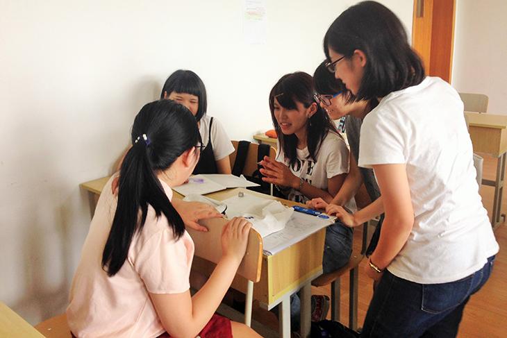 中国サマープログラムを実施しました