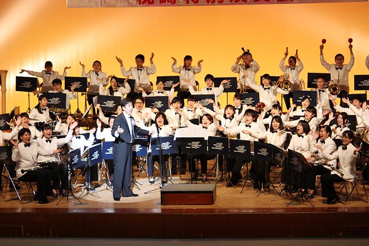 [福工大吹奏楽団]枕崎特別演奏会を行いました!