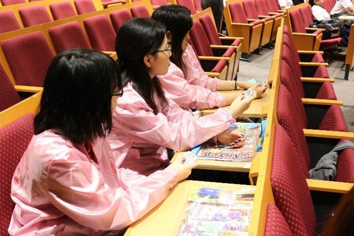 [東部地域大学連携]九州産業大学にて 女子高生対象の防犯セミナーを実施しました!!