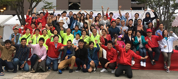 千早グローカルフェスティバル2016開催