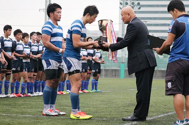 福岡工業大学ラグビー部 九州学生リーグ6連覇達成