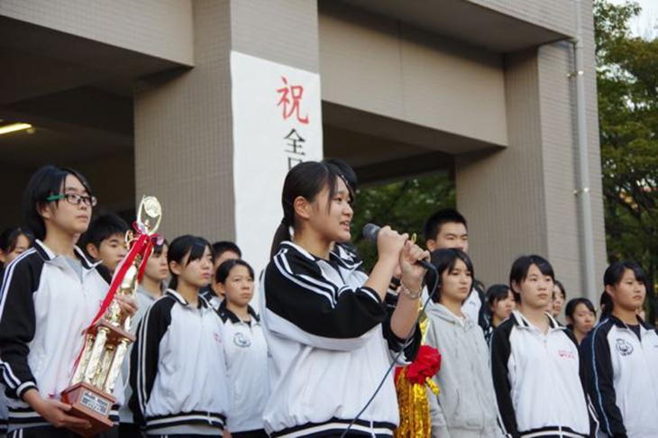 [附属城東高校吹奏楽部]全日本吹奏楽コンクール金賞受賞