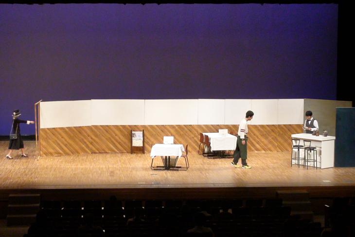 [附属城東高校演劇同好会]第31回 福岡高等学校 総合文化祭 演劇部門 地区大会「舞台美術賞」受賞!