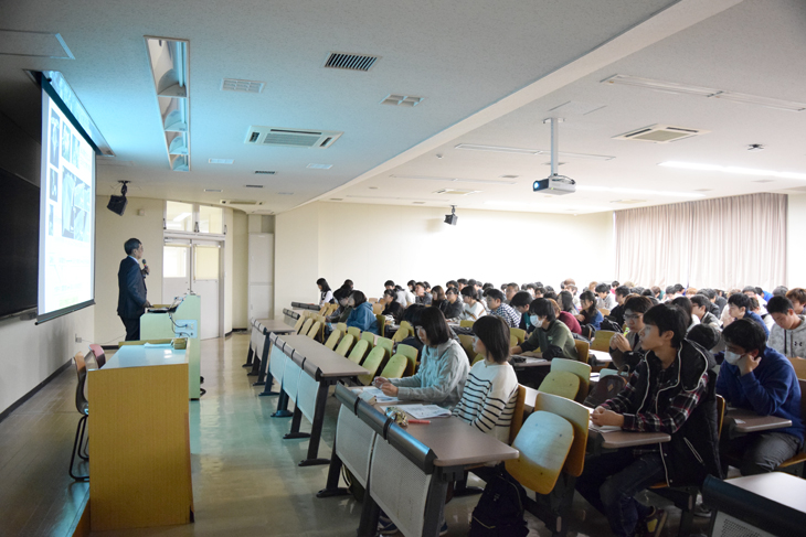大学院 社会環境学研究科10周年記念講演会「再生可能エネルギ―普及の推進 ~市民・地域の重要な役割~」