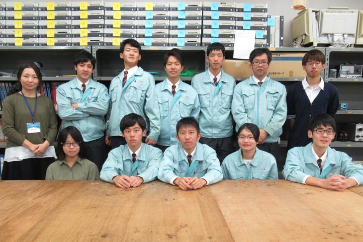 i-STEM教育プログラム 高大連携課題研究 福岡工業大学×附属城東高校工業科