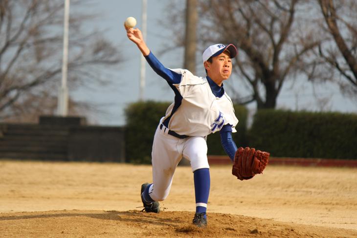 少年野球チーム「FITジュニア」報告