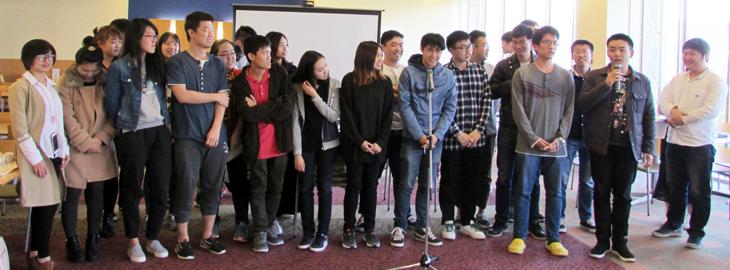 4月14日(金)新入留学生歓迎会が開催されました!