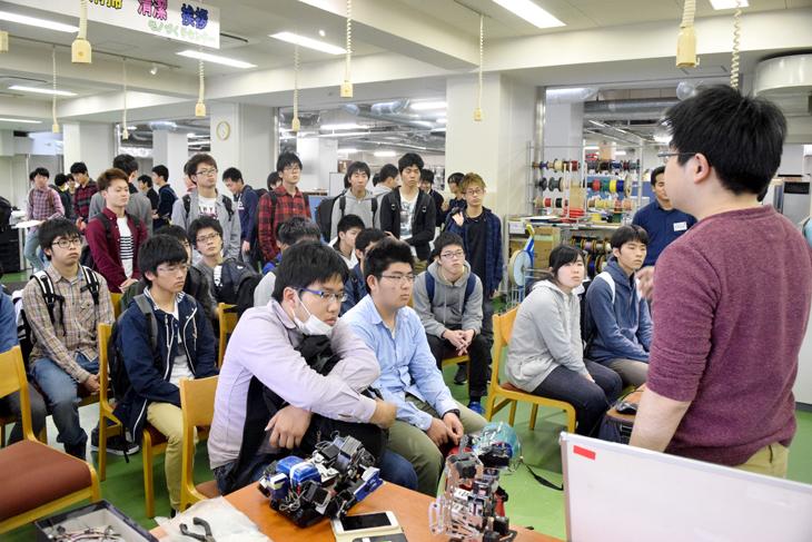 モノづくりセンター プロジェクトチーム説明会開催!