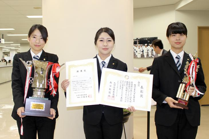 [吹奏楽団]第62回 九州吹奏楽コンクール 金賞受賞!全国大会へ!!
