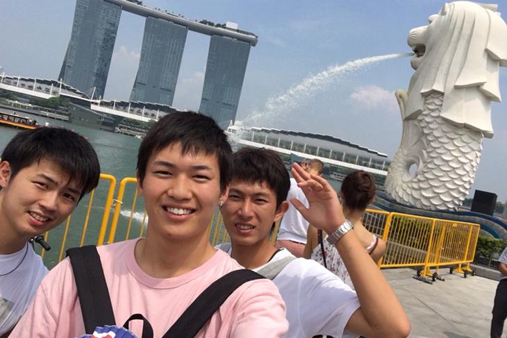 [STEP]シンガポール、ハワイ、中国での短期留学レポート