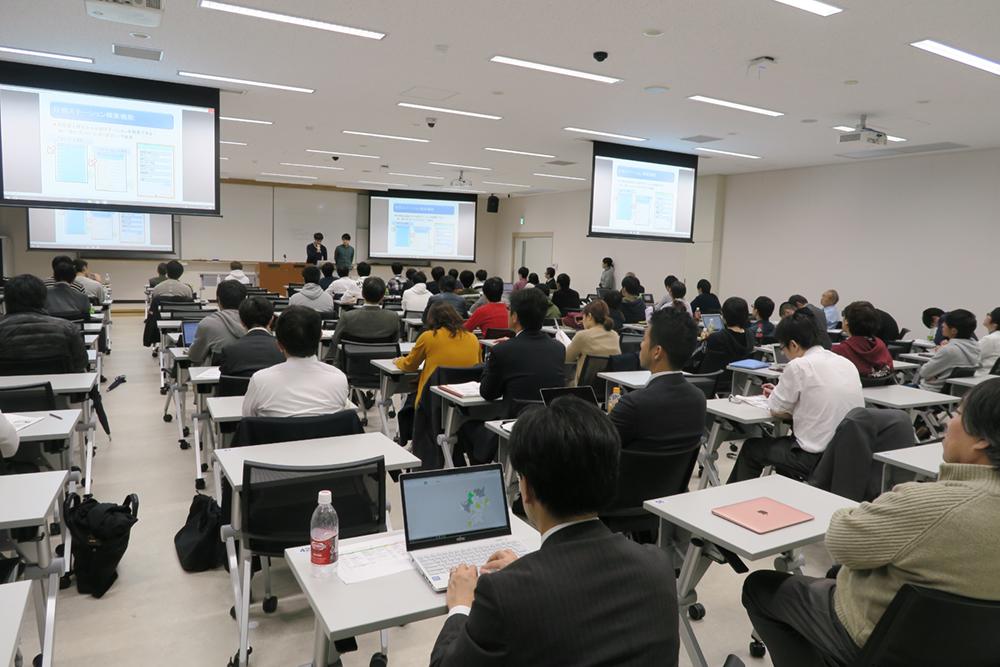 """ふくおかIT Workouts 2017""""Presentation Workout""""開催 ~新宮町ゴミ出しアプリ開発の成果発表を行いました~"""