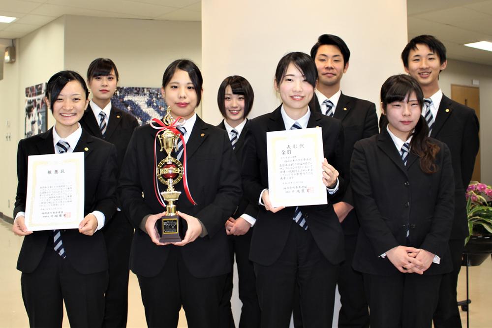 [吹奏楽団]第11回福岡県アンサンブルコンテストにて金賞受賞!