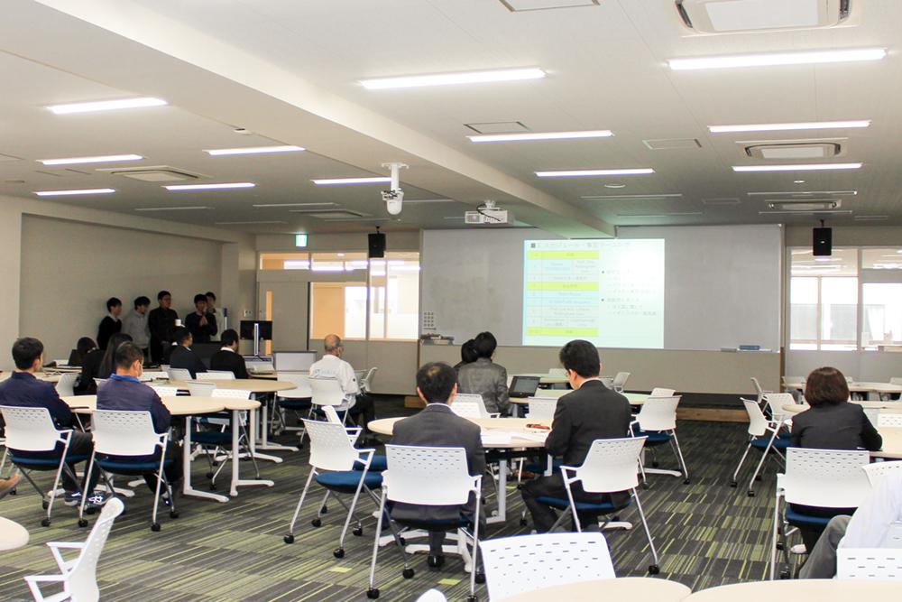[大学院工学研究科]海外研修プログラム実施報告会を開催しました