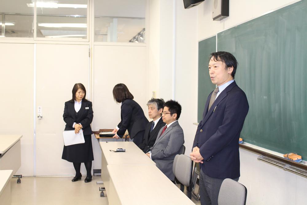 新着情報高短連携(短大講座)修了証書授与式学校法人福岡工業大学