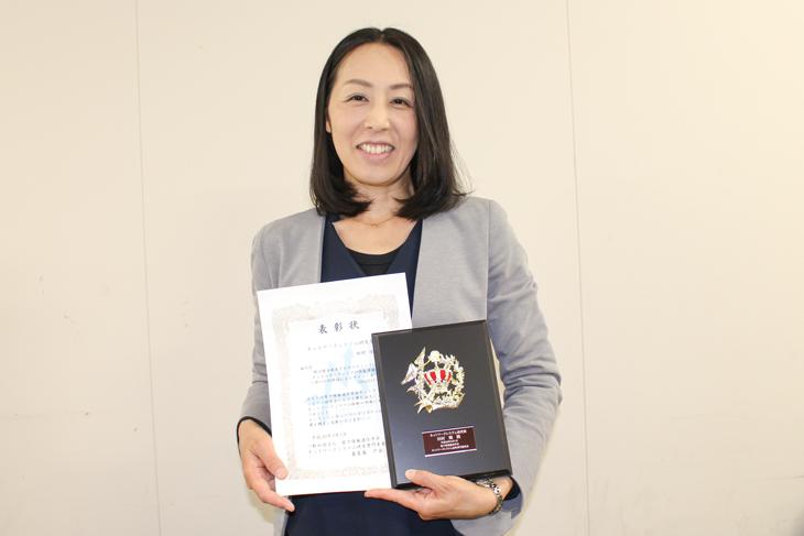 [電子情報工学科]田村 瞳 助教 電子情報通信学会ネットワークシステム研究会にて『ネットワークシステム研究賞』を受賞