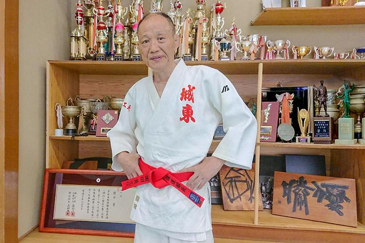 学校法人 福岡工業大学理事 園田 勇氏が柔道『九段』に昇段されました
