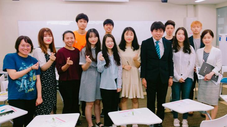 韓国教育省の支援によるWE(Women in Engineering) Global Challenge Programにて慶星大学校の来訪団の受入れを実施