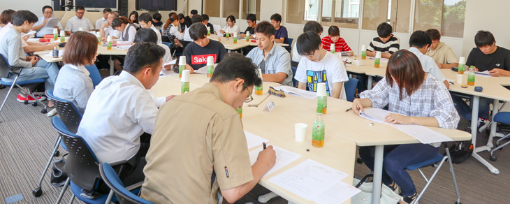 [システムマネジメント学科]PBL 古賀市プロジェクト 「工場見学・体験教室 第3回実行委員会」を開催
