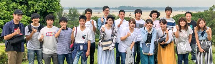 [STEP]シンガポールコース参加の18名が帰国!