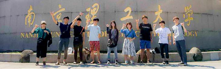 [STEP]中国コース参加の9名が帰国!