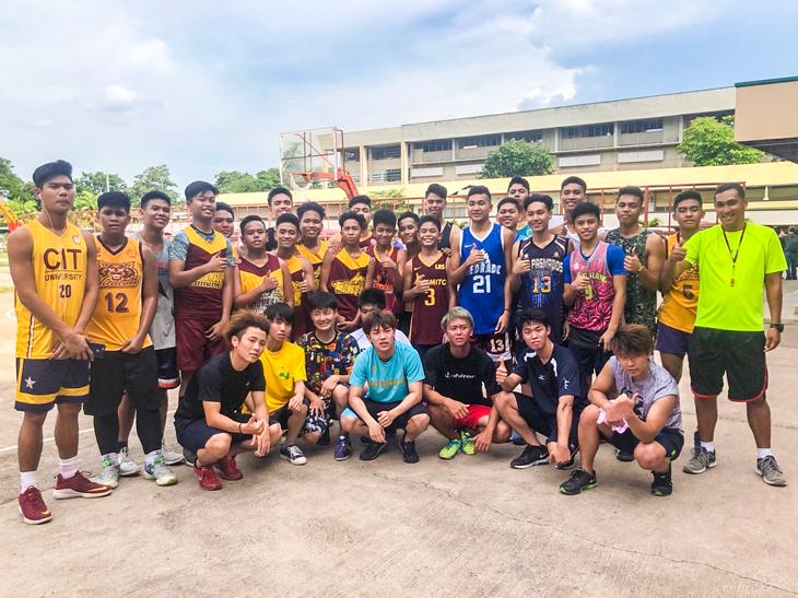 [STEP]フィリピンコース参加の10名が帰国!