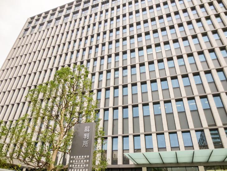 [社会環境学科]片岡ゼミナール 裁判傍聴に行ってきました!