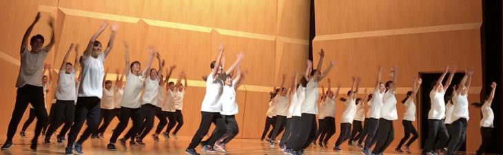 [FIT講座]城東高校ダンス部『感謝』~支えてくださるすべての方々へ~を開催しました