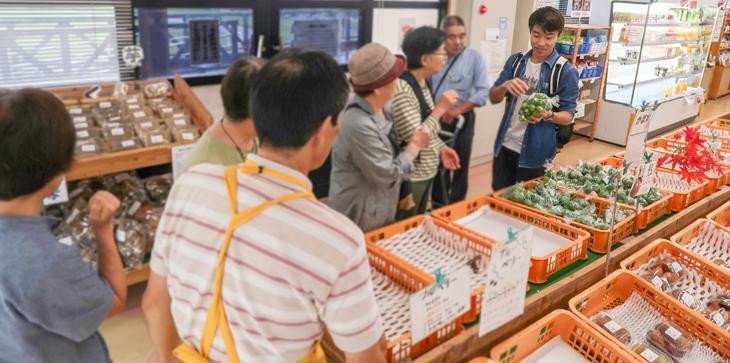 [社会環境学科]古賀市の公共交通利用促進キャンペーンで土岐尚弘さんが大活躍!