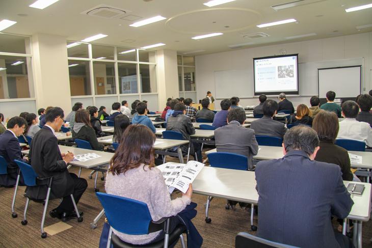 [モノづくりセンター]平成30年度 プロジェクト成果発表会 開催