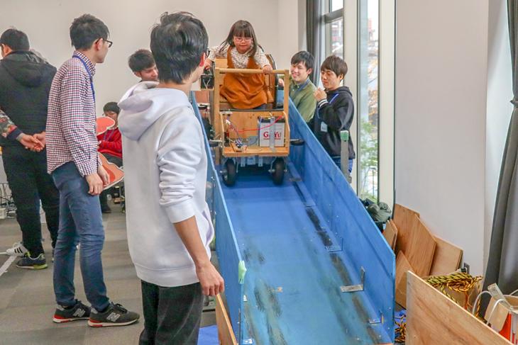 「YOUTH FESTA HIGASHI 2018」に本学の学生と城東高校生が参加!