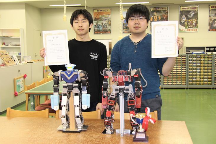 [モノづくりセンター]2足歩行ロボットプロジェクト 第38回ヒューマノイドカップ優勝