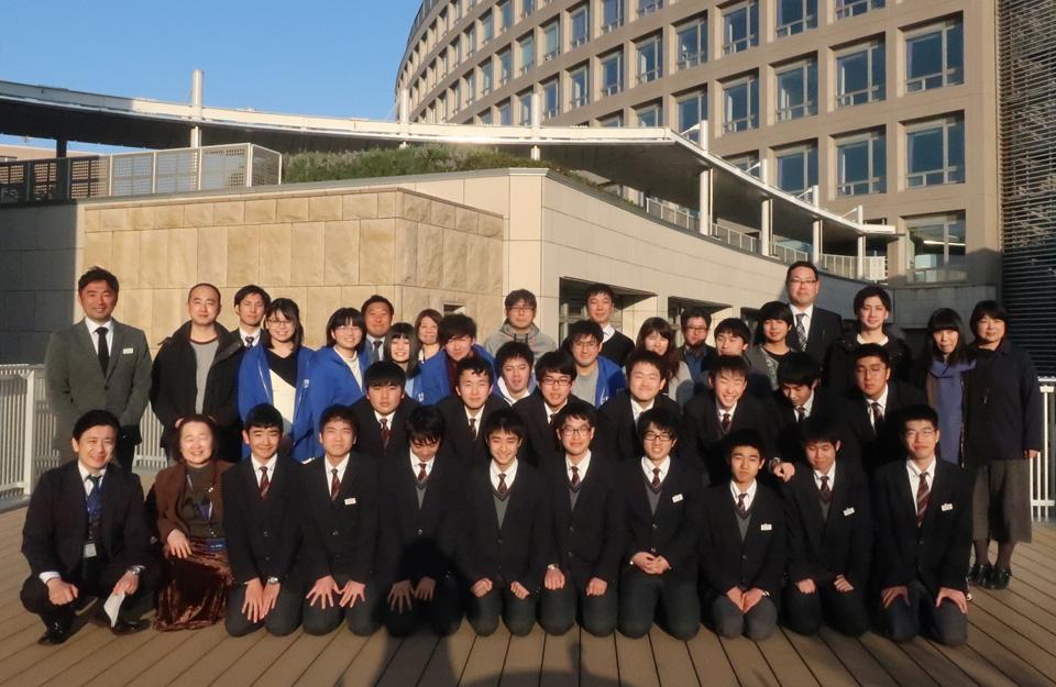 [i-STEM教育プログラム]2018年度 高大連携課外授業 終了