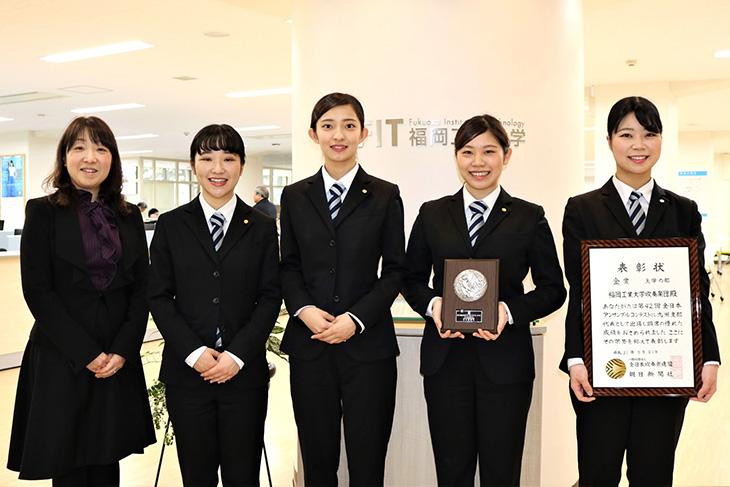 [吹奏楽団]第42回全日本アンサンブルコンテスト 3年連続金賞受賞!