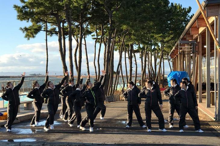 [城東高校ダンス部]20名 宮城県へ 今年も震災復興支援イベントへ参加します