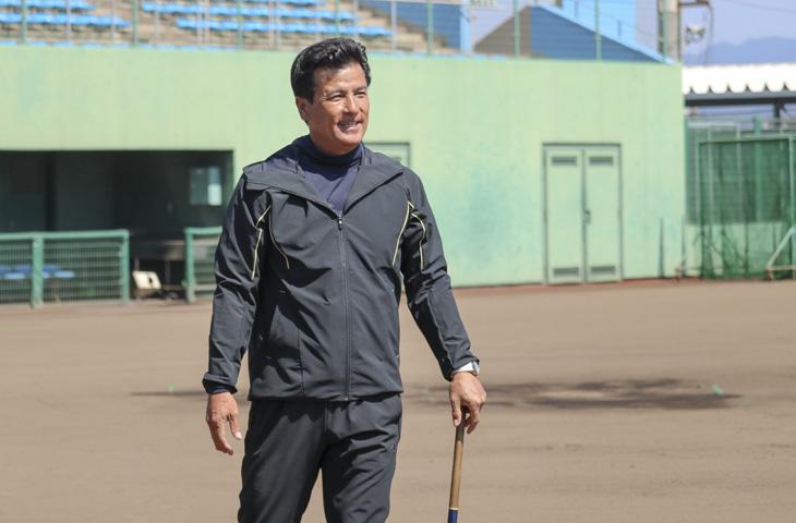 [大学野球部]元福岡ダイエーホークス内野手 森脇 浩司氏 特別コーチに就任