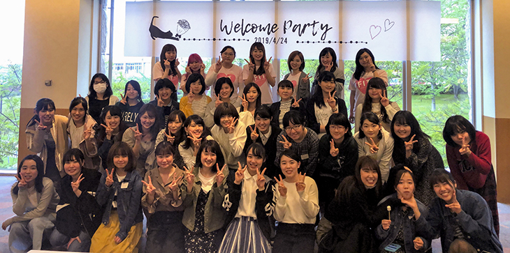 [FIT女子会]Welcome Partyを開催しました!