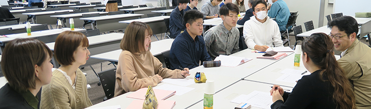 [システムマネジメント学科]古賀市プロジェクトVol.1 学生による「工場見学・体験教室」の企画・運営