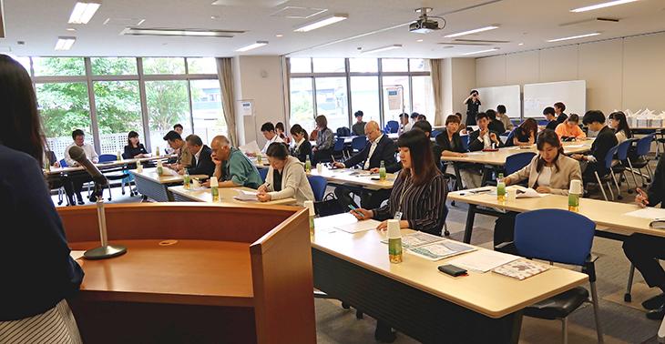 [システムマネジメント学科]古賀市プロジェクトVol.2 「工場見学・体験教室」第一回実行委員会 開催