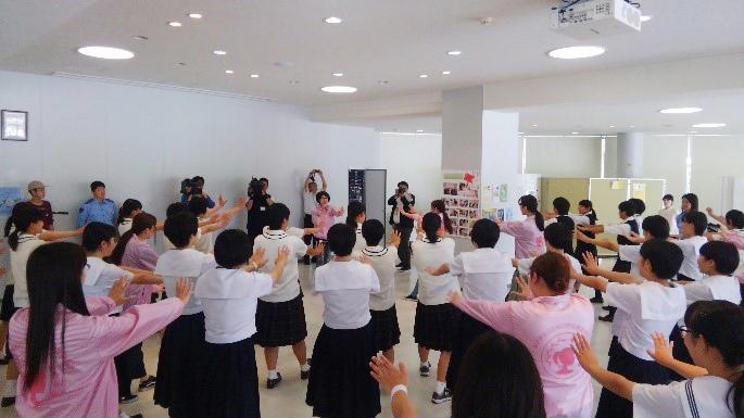 "[東部地域大学連携] ""女子学生のための防犯推進協議会"""