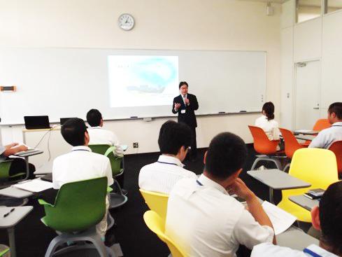 新任教員FD研修会を開催しました。