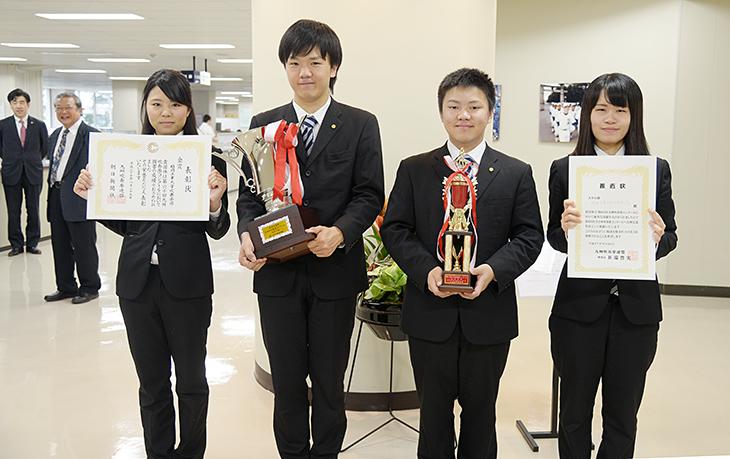 [吹奏楽団]第60回九州吹奏楽コンクールで金賞を受賞し全国大会出場決定!
