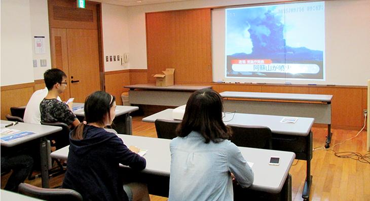 湯布院・阿蘇・雲仙へ留学生研修旅行を行いました