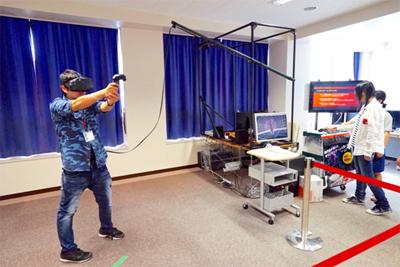 CGデジタルスタジオに「VRラボ」が誕生しました